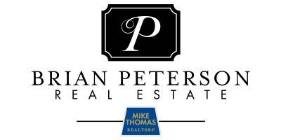 Brian Peterson Real Estate Logo