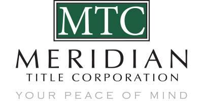 Meridian Title Corporation Logo