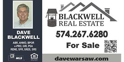 Blackwell, Dave Logo