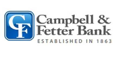Campbell & Fetter Bank Logo