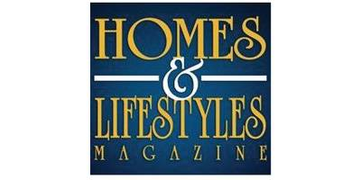 Homes & Lifestyles Magazine, Inc. Logo