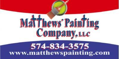 Matthews Painting Company, LLC Logo