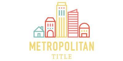 Metropolitan Title Company Logo