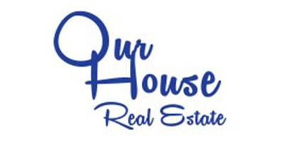 Our House Real Estate Logo