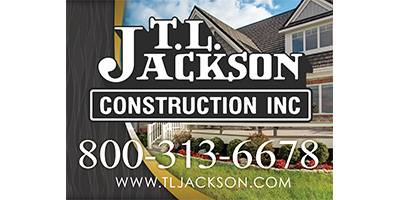 T.L. Jackson Construction Inc. Logo